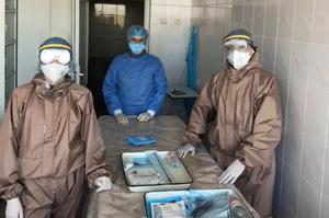 Благодійна організація Sunflower of Peace зібрала понад 230 000 тис грн на допомогу українським лікарням у боротьбі з COVID-19