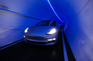 Boring Company Ілона Маска проклала другий тунель під Лас-Вегасом