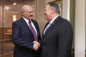 США відправлять першу партію нафти в Білорусь вже цього тижня – Помпео