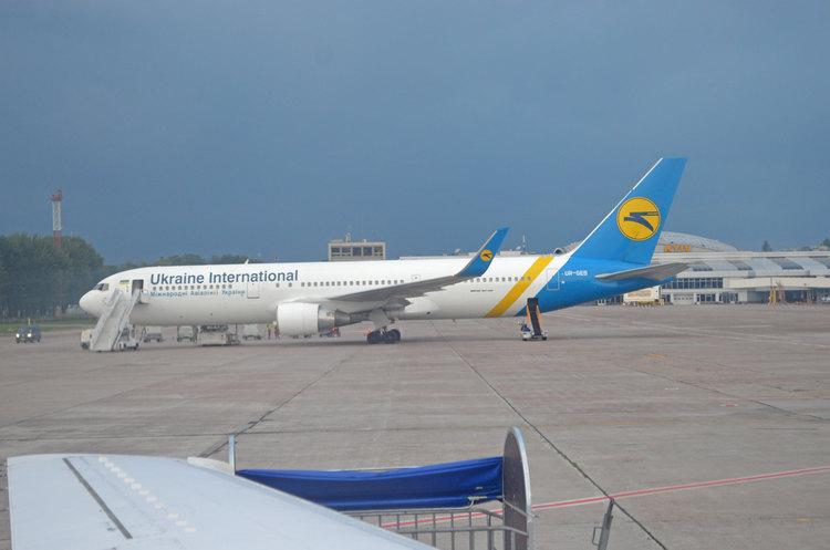 МАУ прекратила продажи на международные рейсы до 1 июля