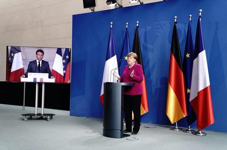 Франція і Німеччина пропонують створити фонд на 500 млрд євро для порятунку економіки ЄС