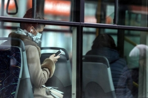 Контролювати дотримання протиепідемічних правил у громадському транспорті Києва буде поліція – Кличко