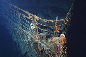 Дослідники хочуть розрізати уламки «Титаніка» і підняти телеграфний апарат