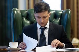 Зеленський підписав закон про банки, який дозволить Україні отримати транш від МВФ