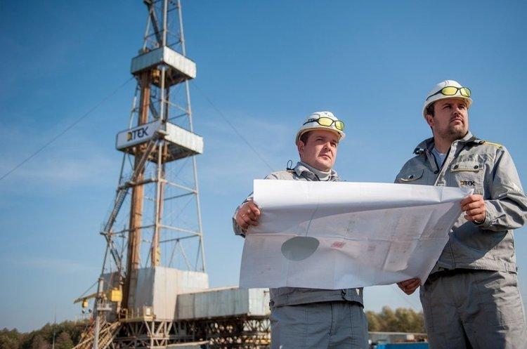 ДТЕК Нафтогаз поновив розробку свердловини на Семиренківському родовищі та отримав промисловий приплив газу з глибини 5 км