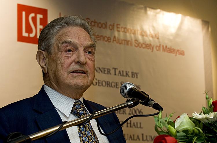 Джордж Сорос: коронавірус ставить під загрозу існування Євросоюзу