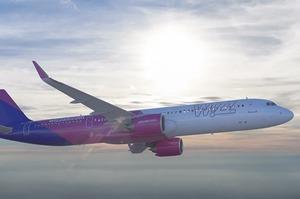 Лоукост Wizz Air офіційно відтермінував відновлення рейсів в Україну до 15 червня