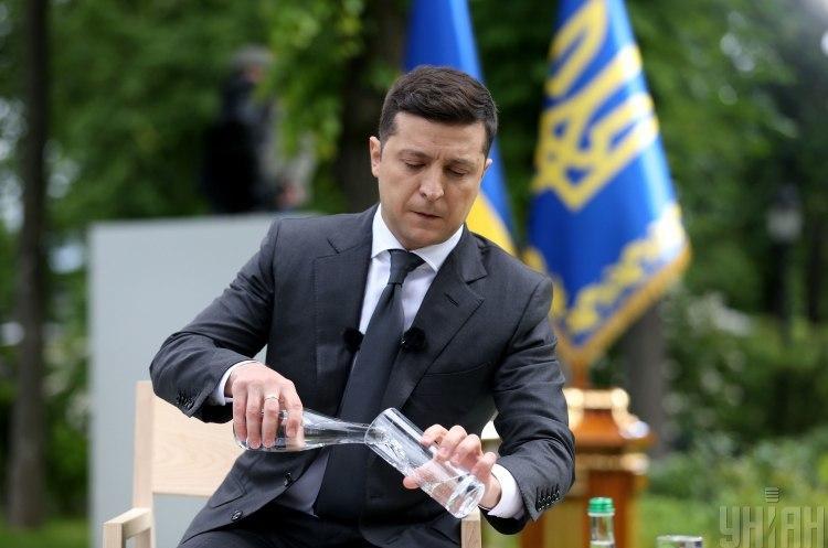 По інший бік Зеленського: про що не сказав президент на «річній» пресконференції