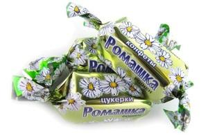 Російська компанія судиться з Roshen через етикетку цукерки «Ромашка»