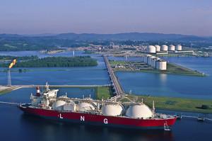 Кабмін підписав меморандум про постачання в Україну скрапленого газу із США