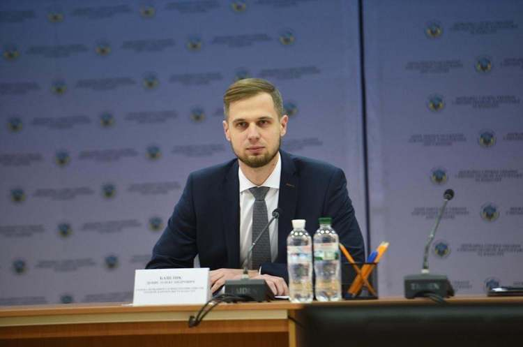 Уряд звільнив голову Держгеокадастру Башлика