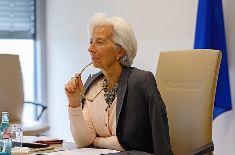 Глава ЄЦБ Лагард: «Рецесія буде вдвічі глибшою, ніж після фінансової кризи 2008 року»