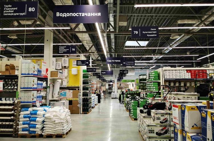 «Леруа Мерлен Україна» відкриває перший гіпермаркет у ТРЦ