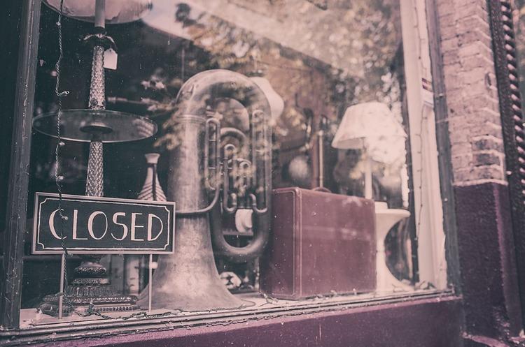 У США в 2020 році можуть закритися рекордні 12 000 магазинів