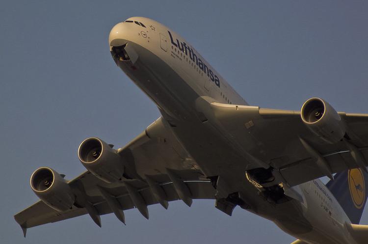 Руководство Lufthansa не исключает возможности банкротства компании