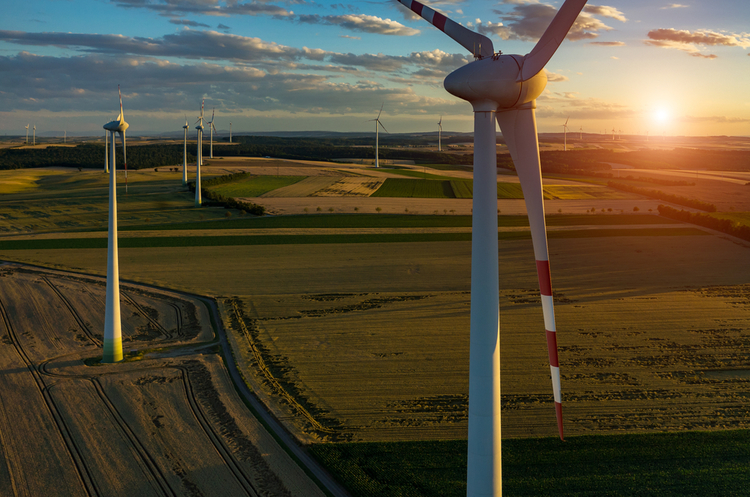 Частка відновлюваної електроенергетики в Німеччині вперше перевищила традиційну