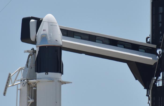 SpaceX відправила на МКС астронавтів NASA. Пряма трансляція