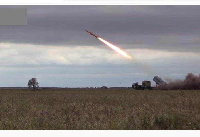 Міноборони повідомило про успішне випробування ракети «Нептун»
