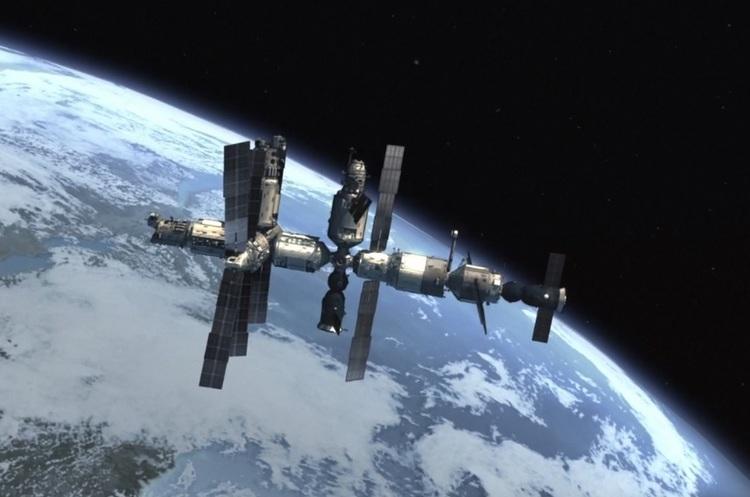 Crew Dragon успішно пристикувався до Міжнародної космічної станції