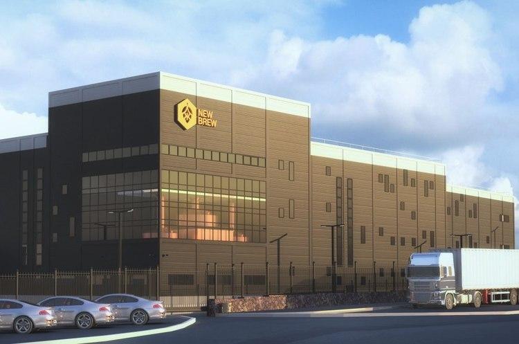 Група Компаній «Нові Продукти» відкрила у Жашкові завод New Brew