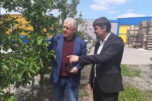Фермерське господарство «Гадз» планує у квітні-2021 розпочати виробництво соків та дитячого харчування