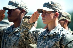 Пентагон направив 1600 солдат в район Вашингтону