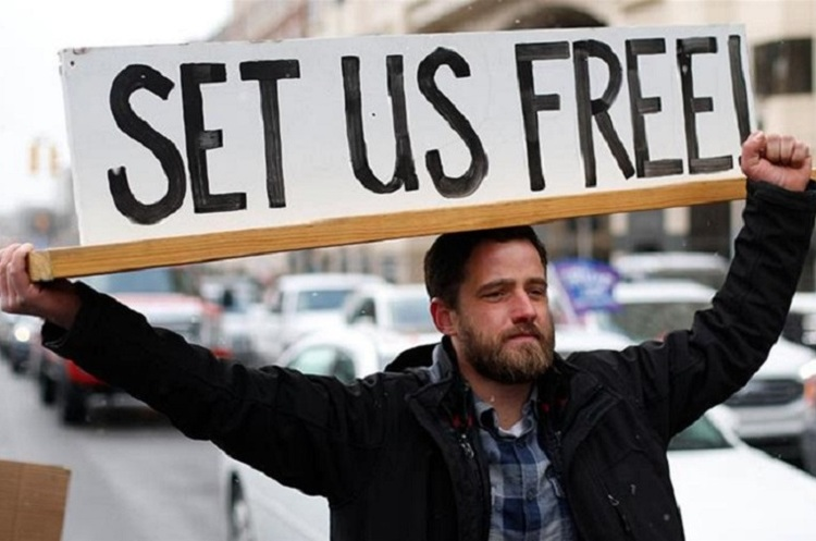 Ефект бумеранга: як бунти в США підставили країну під удар пропаганди