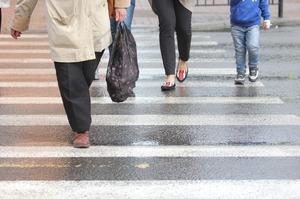 ВР запланувала майже учетверо збільшити штрафи для пішоходів