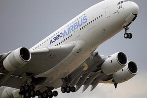 Airbus погрожує подавати в суд на компанії, які не забирають замовлені літаки