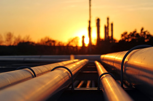«Укртранснафта» вперше здійснила транспортування нафти сорту WTI