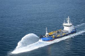 Дніпро очистили для судноплавства – АМПУ