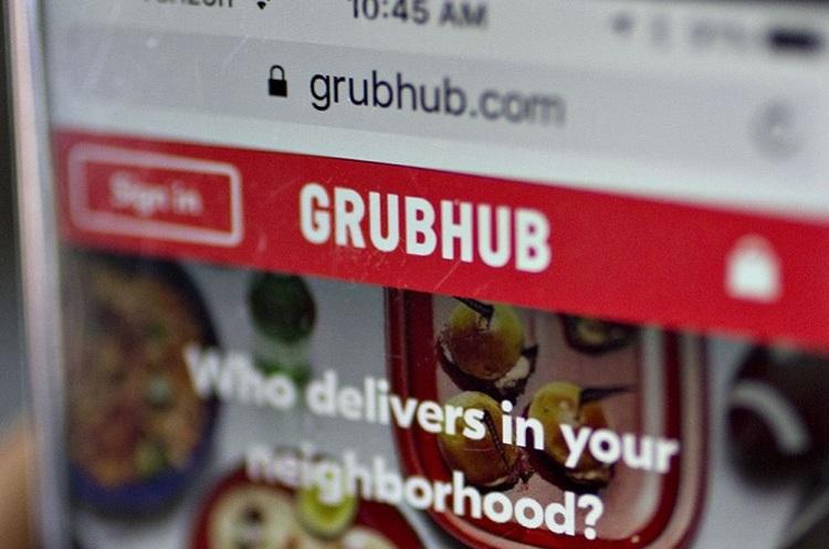 Європейський сервіс доставки їжі Just Eat Takeaway купує Grubhub за $7,3 млрд
