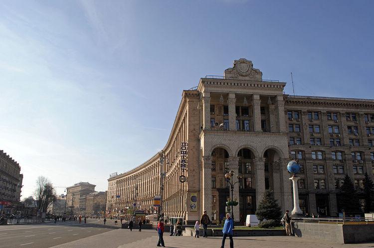Смілянський запланував продати будівлю «Укрпошти» на Хрещатику за 1 млрд грн