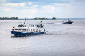 «Нібулон» відкриває новий сезон пасажирських водних перевезень