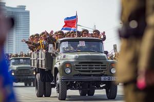 КНДР повертає війська на кордон з Південною Кореєю