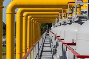 «Газпром» почав демонтувати труби для транзиту через Україну