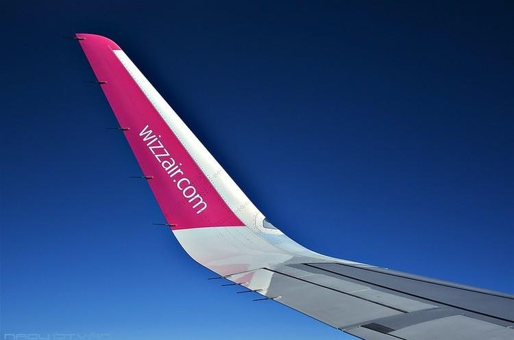 Wizz Air оголосив про відновлення рейсів з Києва