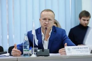 Наумов обраний головою правління Ощадбанку – ЗМІ