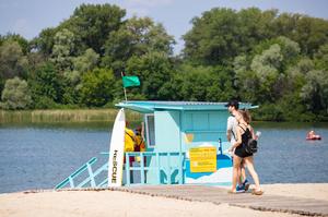 Столиця відкриває «купальний сезон»