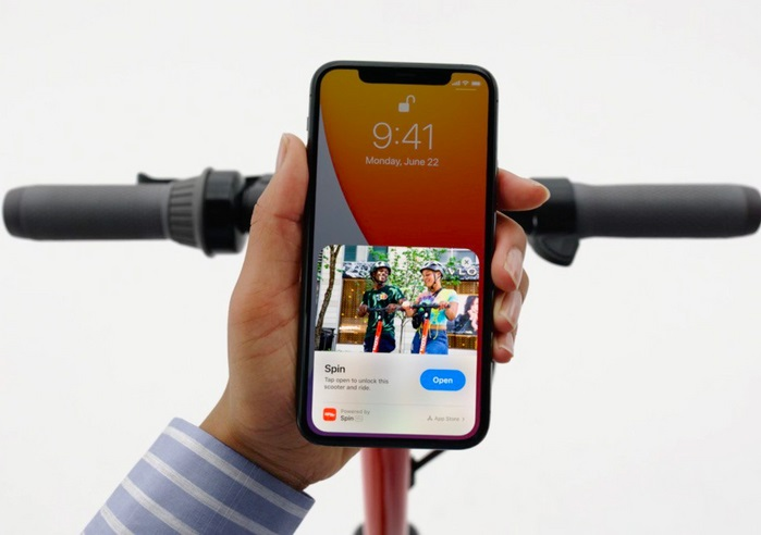 Apple представила новую операционную систему iOS 14