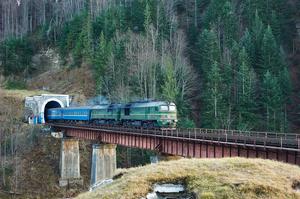 «Укрзалізниця» відновлює курсування поїзда Київ -  Миколаїв