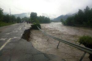 Паводок зруйнував доріг на 234,4 млн грн – Укравтодор