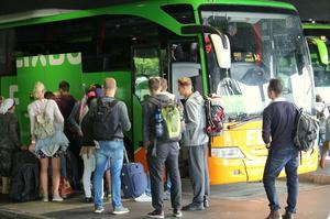 FlixBus з 25 червня відновлює міжнародні рейси з України