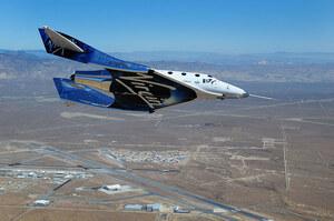 Virgin Galactic провела чергове випробування свого туристичного космоплану (ВІДЕО)