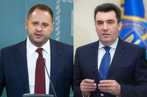 Андрій Єрмак і Олексій Данилов лобіюють призначення керівництва «оборонки» – дослідження Mind