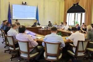 У Міненерго обговорили стан ринку нафтопродуктів в Україні