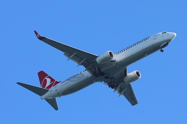 Turkish Airlines возобновила регулярные полеты в Украину