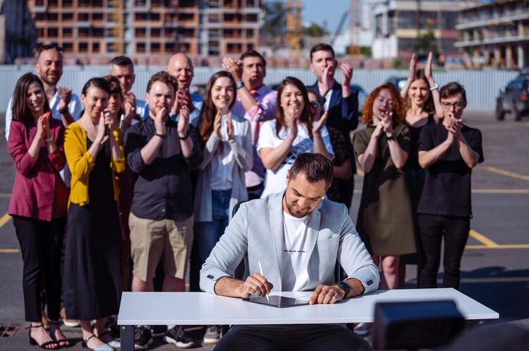 ЄІБ надасть кредит на 50 млн євро для фінансування розвитку найсучаснішого IT-кампусу в Києві