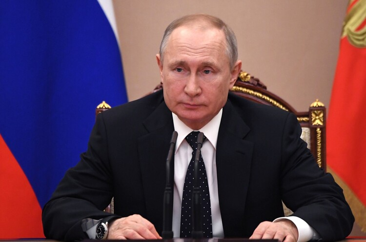 Голосування в РФ: майже 78% росіян підтримали намір Путіна залишитись на посту до 2036 року