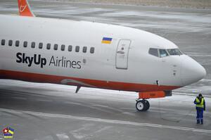 SkyUp вирішив відмовитись від низки внутрішніх рейсів